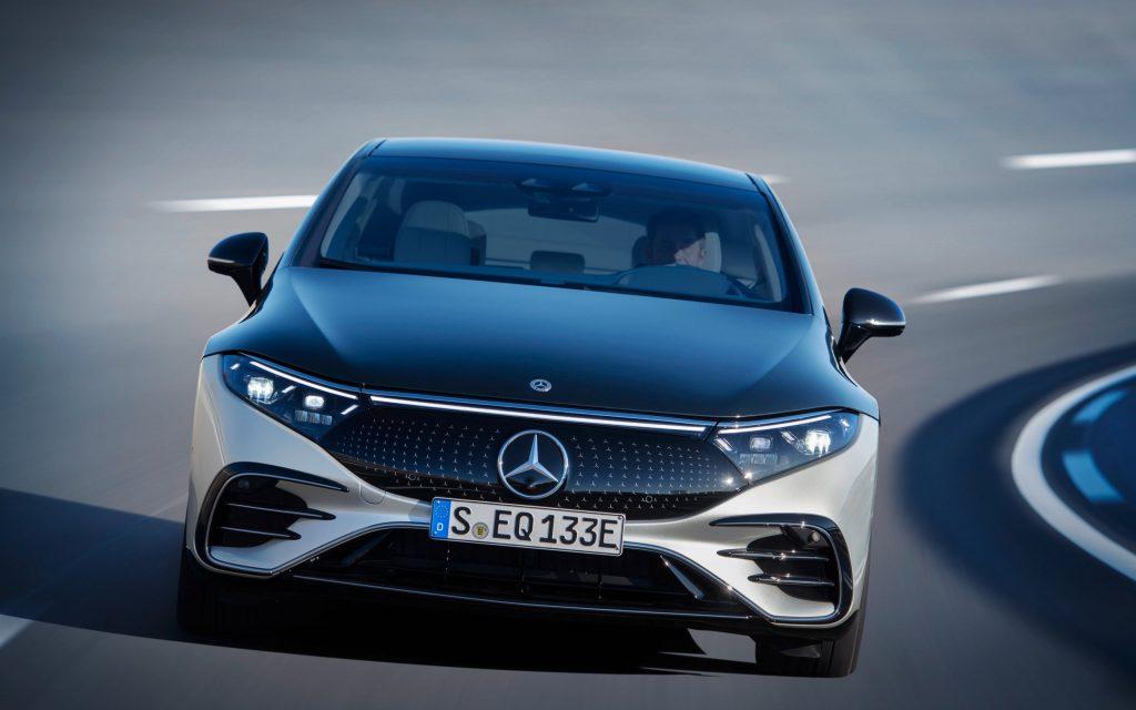 L'auto elettrica tanto attesa: la Mercedes EQS compete per Tesla