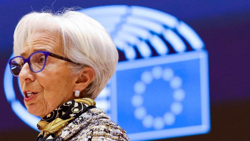 Analina Burbuk: Il presidente della Banca centrale europea Lagarde sembra essere un fan