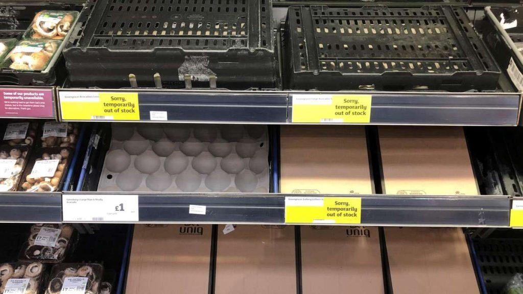 Il cliente Rewe è rimasto sorpreso: dopo carta igienica e pasta, c'è una nuova tendenza per i criceti?