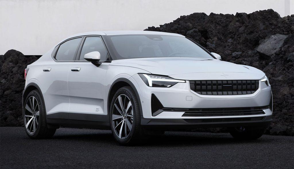 La E-Sedan Polestar 2 è ora disponibile a partire da 41.930 euro