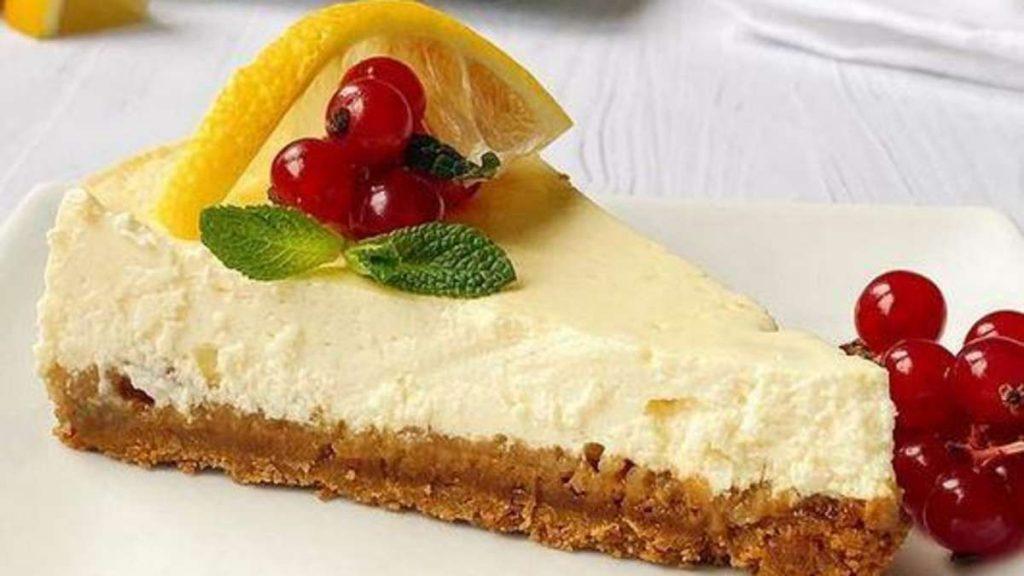 Skyr Cake: la ricetta senza cottura perfetta per le giornate estive