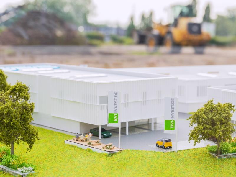 Karnaberhof Business Park: una posizione centrale per le PMI nel percorso di crescita