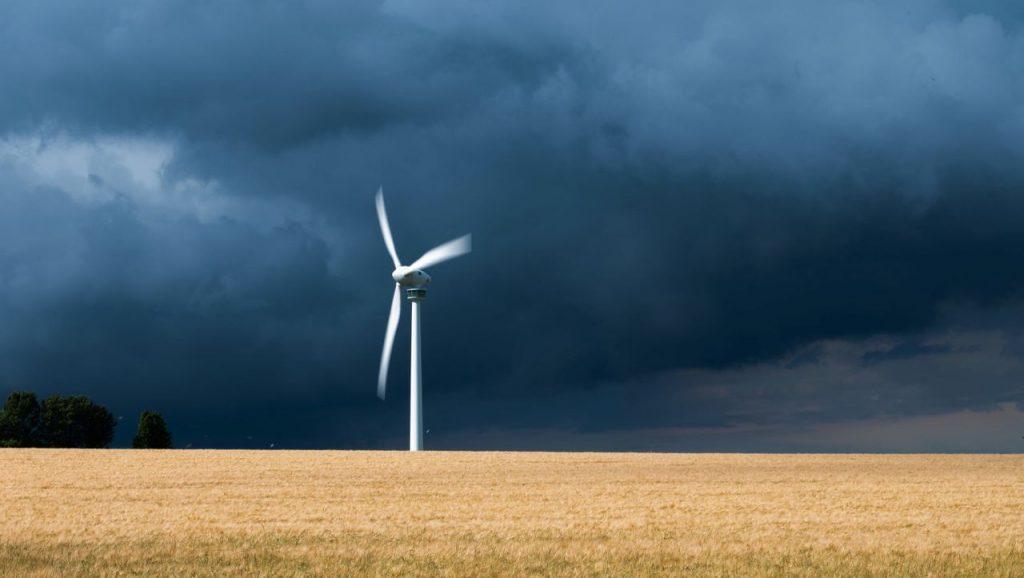 Energia eolica e solare: la fornitura di elettricità verde è notevolmente ridotta