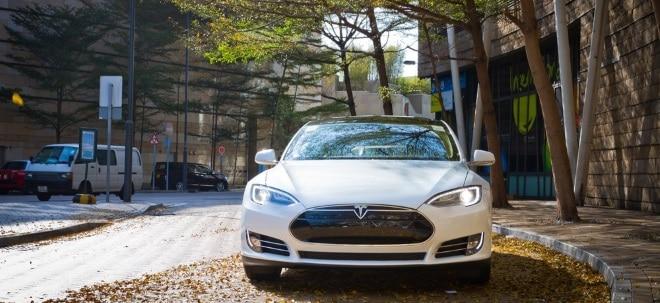 Bestellungen halbiert: Tesla wohl auch im Mai mit Absatzeinbruch in China -Tesla-Aktie dennoch im Plus