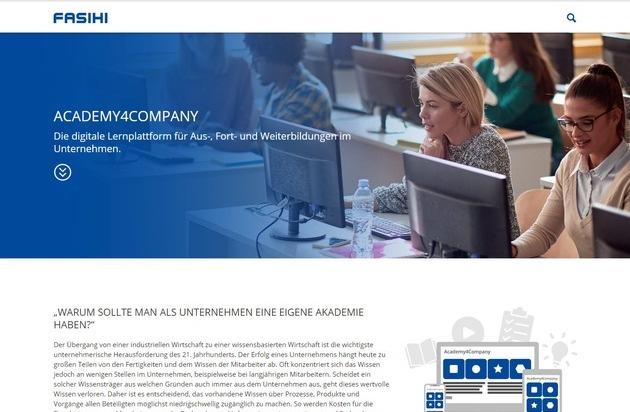 ▷ Academy4Company - Accademia digitale aziendale / Piattaforma di apprendimento...