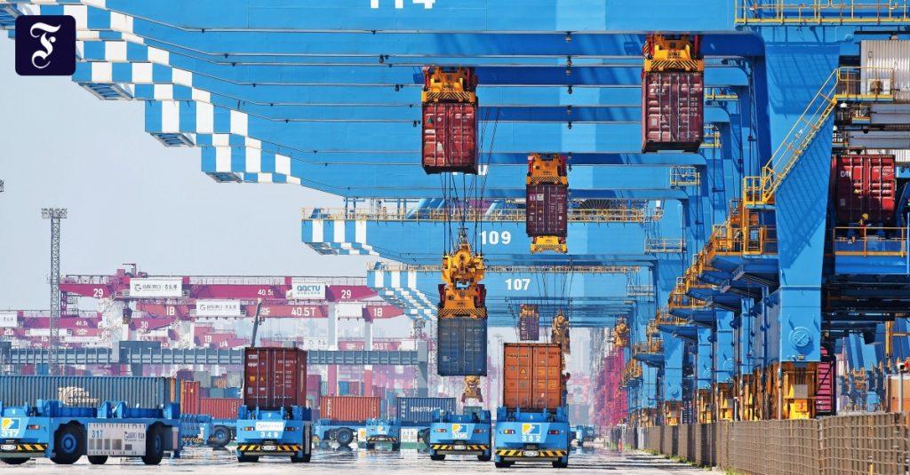 Le catene di approvvigionamento stanno attraversando una forte tempesta
