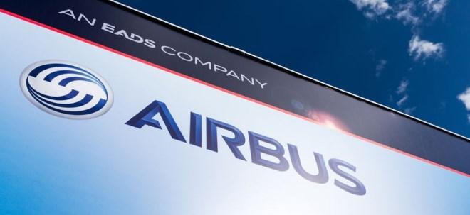 Prognose verdoppelt: Airbus hebt nach starkem Quartal Prognose an - Airbus-Aktie hebt ab