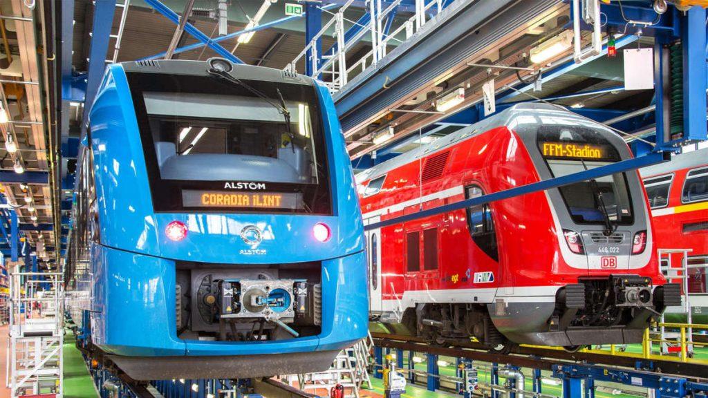 Francoforte: Deutsche Bahn lancia la più grande flotta di treni a idrogeno al mondo