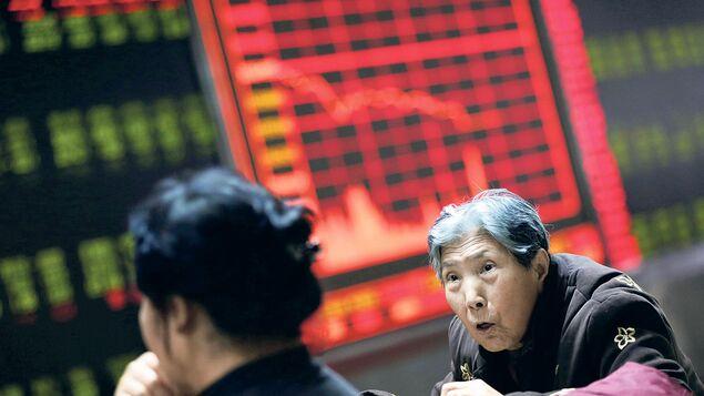 Intervento sul mercato: la Cina impedisce a un intero settore di guadagnare da un giorno all'altro