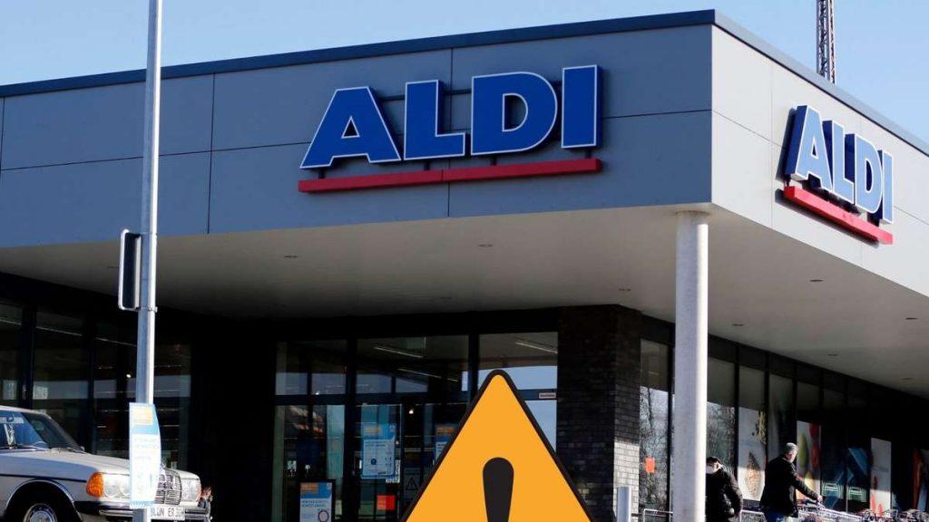 Richiamo di Aldi: il prodotto presentato presenta rischi significativi per la salute
