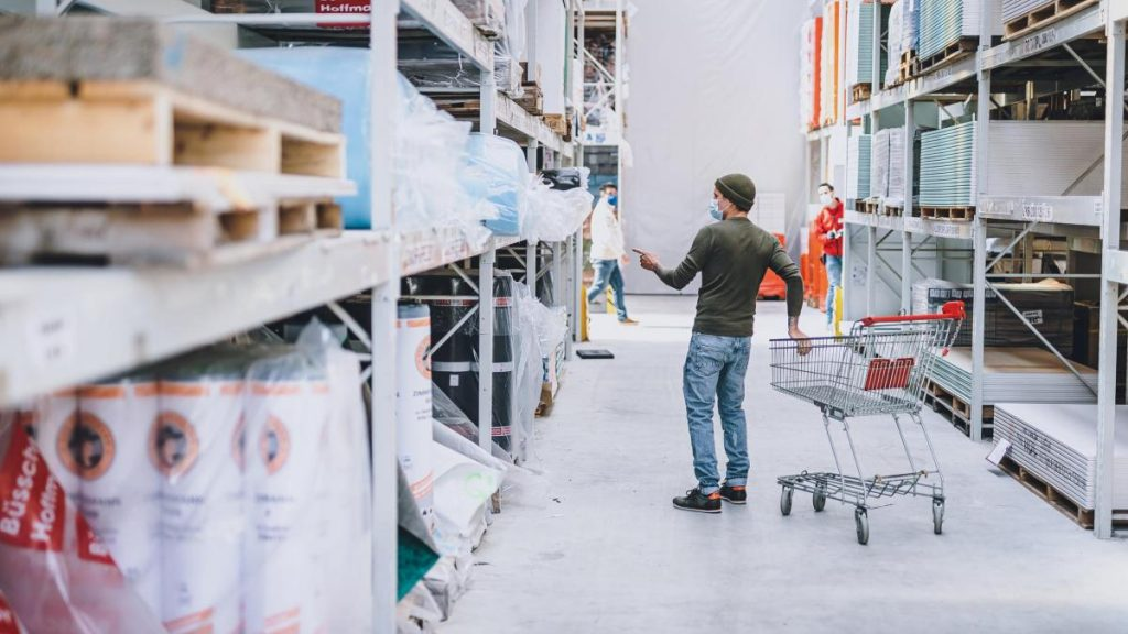Aldi, Hornbach, Rossmann: i colli di bottiglia nelle consegne raggiungono i consumatori