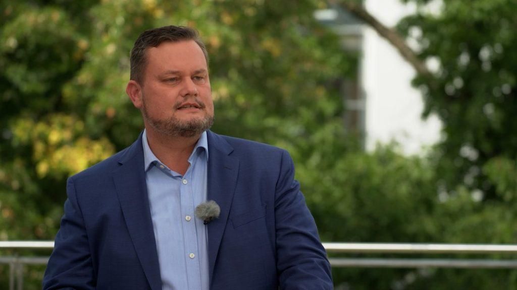 Domke candidato FDP in intervista estiva NDR: Aiuto per le imprese    NDR.de - Notizie