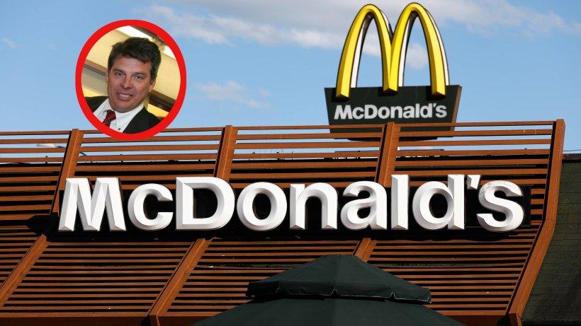 """McDonald's: l'ex presidente ora parla un linguaggio semplice: """"Non ci vado"""""""