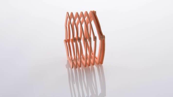 Kupfer-E-Wicking Design