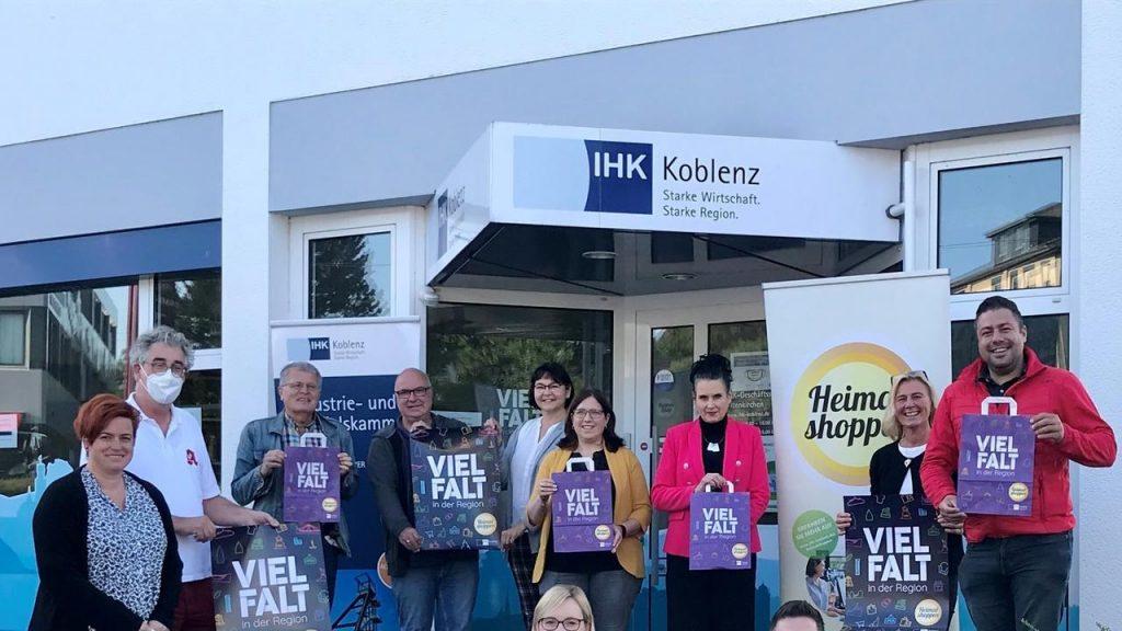 """""""Shopping at home"""": le attività commerciali locali iniziano i giorni lavorativi a settembre - distretto di Altenkirchen"""