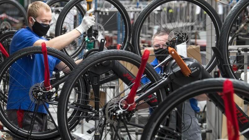 Azienda - Hartmannsdorf - Il boom del ciclismo continua: Diamant anticipa la crescita - Economia
