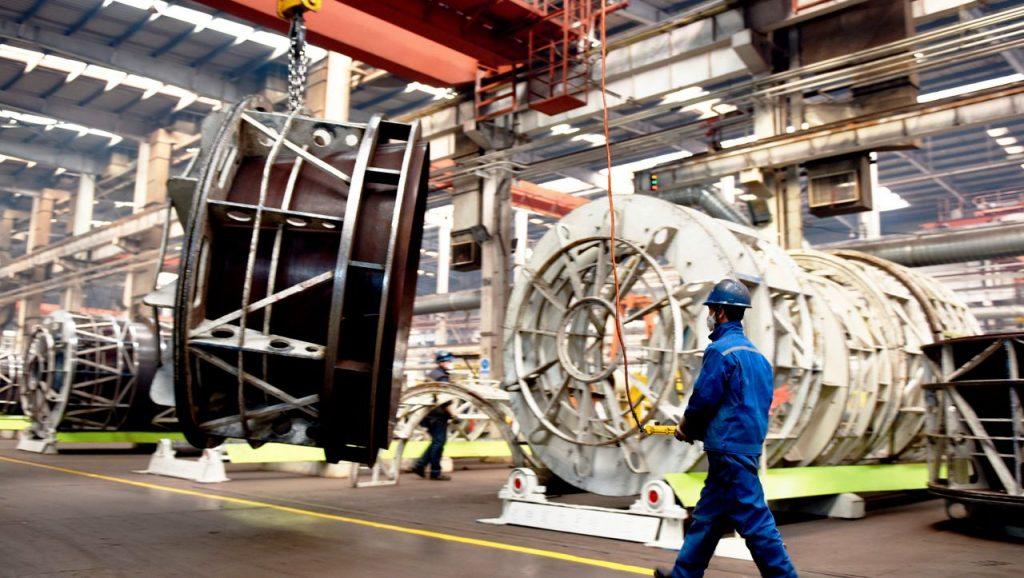 I produttori di macchine cinesi continuano a fare affidamento sullo studio tedesco - Trade - & - Investment