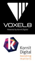 Cornet Digital Voxel Logo 8