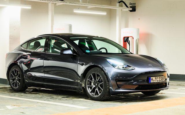 Test invernale: la Tesla Model 3 Long Range può farlo a meno 14 gradi