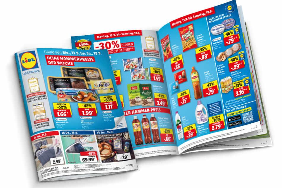 Brochure Lidl: valida fino al 18 settembre 2021