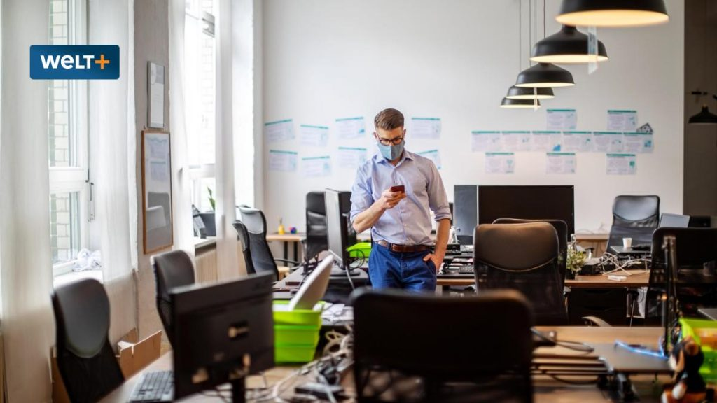 Si avvicina la fine dell'home office: le aziende rivogliono l'ufficio