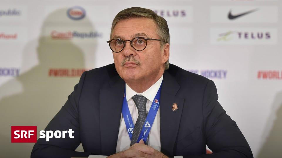 """Dopo 27 anni, è finita: il capo dell'IIHF Vasyl offre una """"azienda molto sana"""" - Sport"""