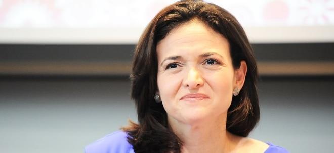 Trend zum Online-Handel: Facebook-COO Sheryl Sandberg: Digitale Transformation bei kleinen Unternehmen wird sich fortsetzen