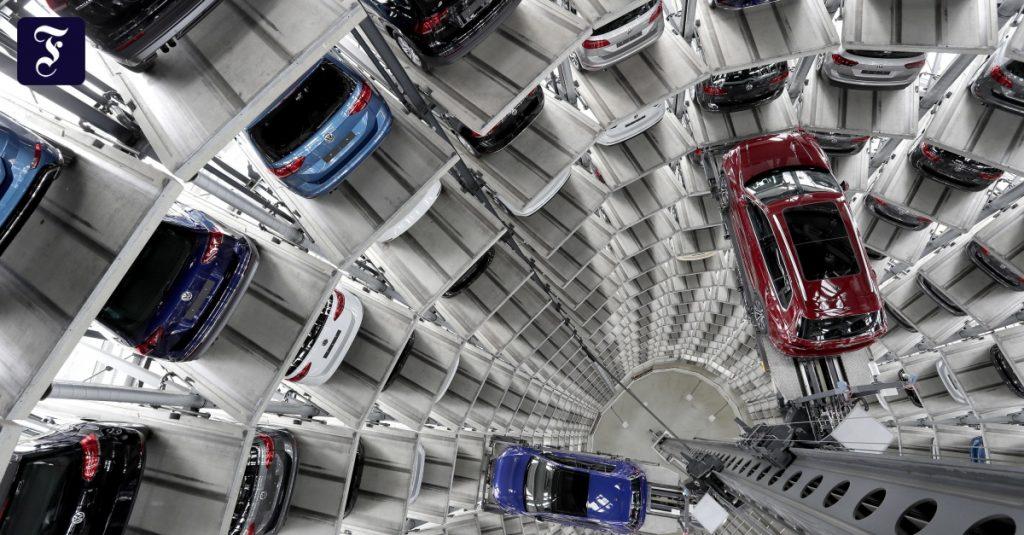 L'industria prevede il 18% in meno di nuove auto