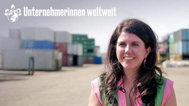 Imprenditrici nel mondo: Kristel Groenenbaum