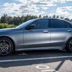 Mercedes Classe C Hybrid con autonomia elettrica 111 km