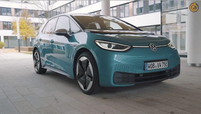 VW ID.3 nel test EFAHRER: cosa può fare il concorrente tedesco di Tesla?